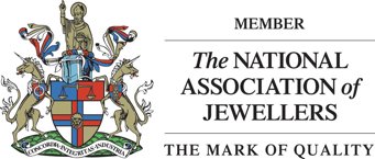Samuel Jones Pearls are a member of the National Association of Jewellers