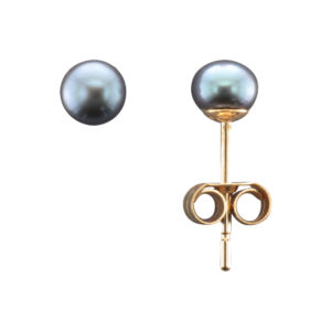 9CTY 4MM FRESHWATER PEARL STUD EARRING