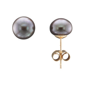 9CTY 7MM FRESHWATER PEARL STUD EARRING