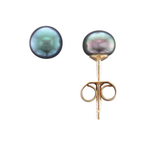9CTY 5MM FRESHWATER PEARL STUD EARRING