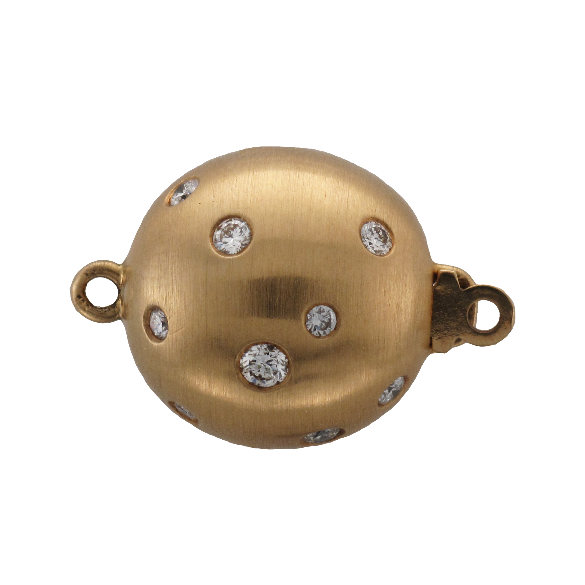 18CTY Ball Clasp